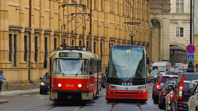 pražská integrovaná doprava