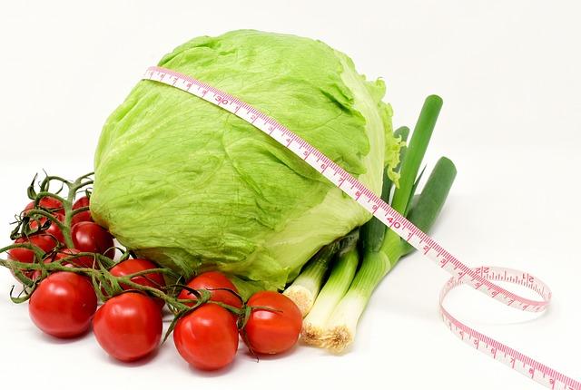 zelenina na salát
