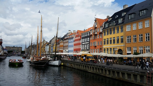 řeka v Dánsku