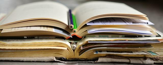 studijní knihy