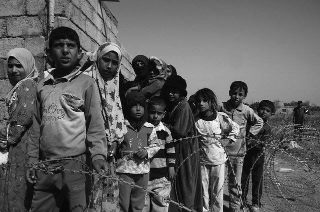 děti války