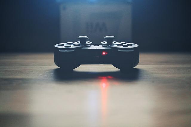 ovládání her