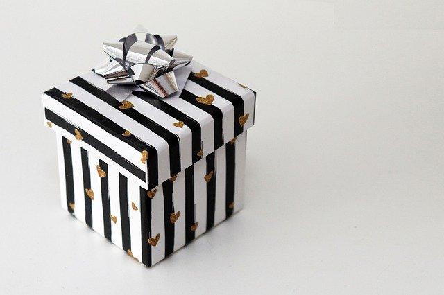 roztomilý dáreček